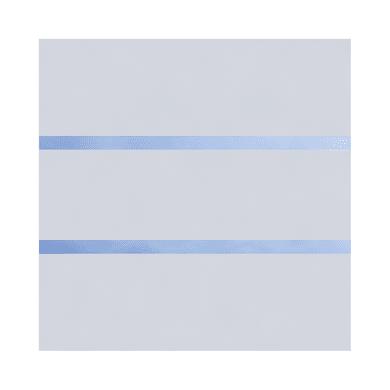 Pannello in vetro Krystal mod. Alpha 90 x 90 cm