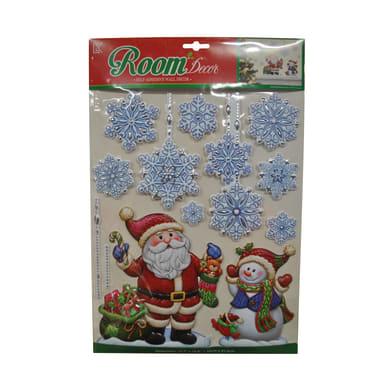 Sticker Natale, 11 pezzi