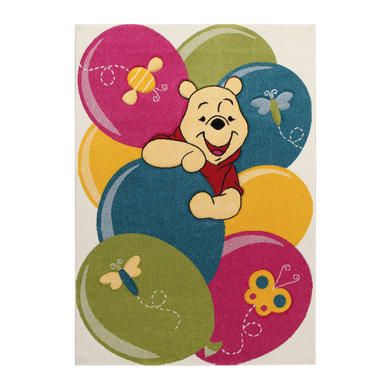 Tappeto Winnie Party , multicolor, 133x190