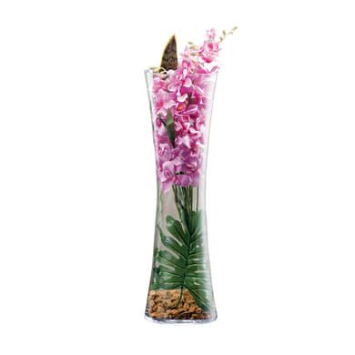 Vaso in vetro Varty H 60 cm