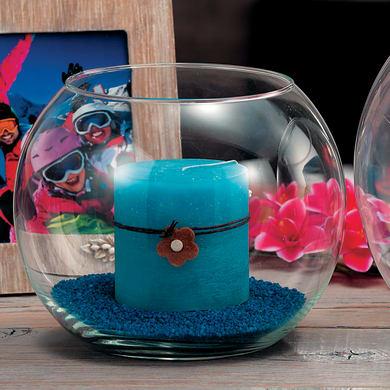 Vaso in vetro Ø 30 cm