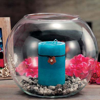 Vaso in vetro Ø 40 cm
