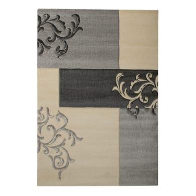 Tappeto Opera patch , grigio, 200x300 cm