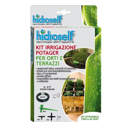 Microirrigazione 8 punti di irrigazione GEOLIA KIT POTAGER