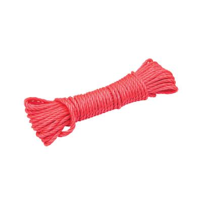 Corda in polipropilene STANDERS L 10 m x Ø 4 mm multicolore
