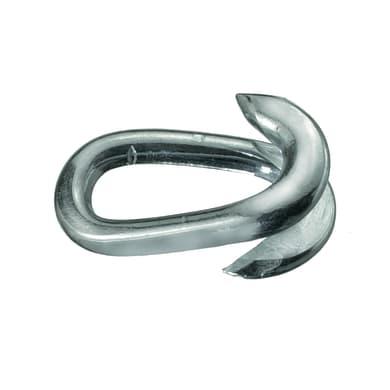 Anello di giunzione in acciaio 4 pezzi
