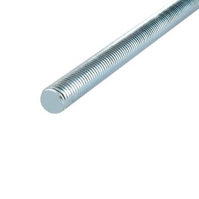 Barra filettata STANDERS in acciaio Ø M8 L 20 mm