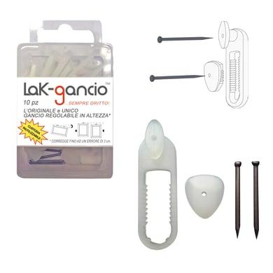 Chiodo decorativo Lak standard nylon