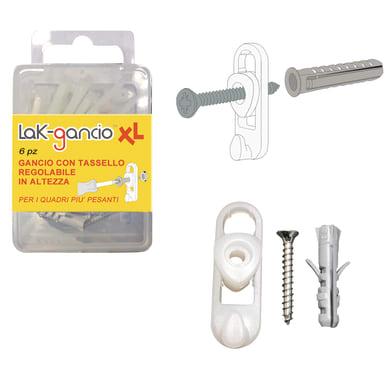 Chiodo decorativo Lak XL nylon