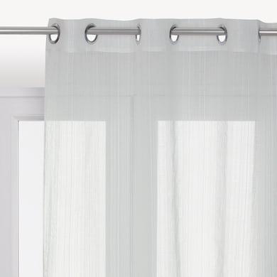 Tenda INSPIRE Lolita bianco occhielli 140 x 280 cm