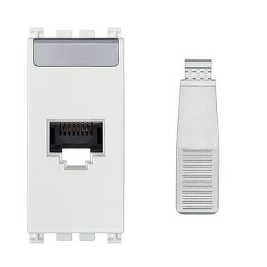 Presa rj45 VIMAR Arké bianca