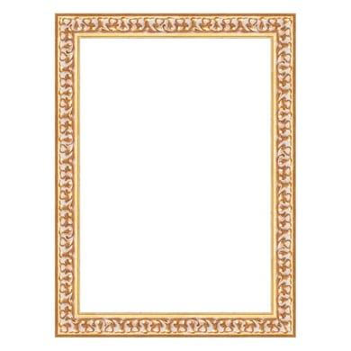 Cornice INSPIRE Baroque oro per foto da 21X29,7 cm