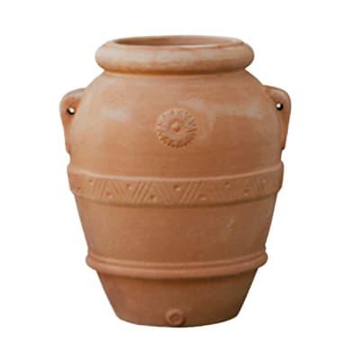 Orcio Imprunetino in terracotta H 60 cm, L 45 x P 45 cm
