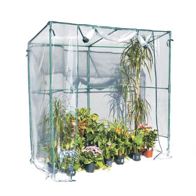 Serra da giardino Plant maxy H 190 cm, L 194 x P 77 cm