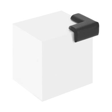 Furniture child protection Marrone in plastica / pvc Sp 30 mm 4 pezzi