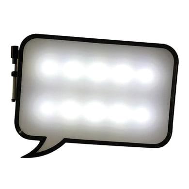 Bacheca Light bianco 30x23.5 cm