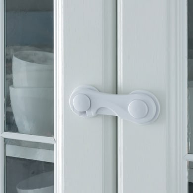 Cupboard child protection in plastica / pvc Sp 30 mm