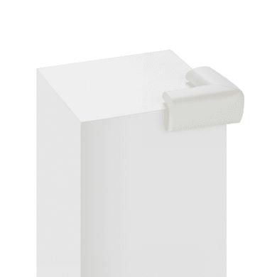 Paraspigolo Bianco in plastica / pvc Sp 30 mm 4 pezzi