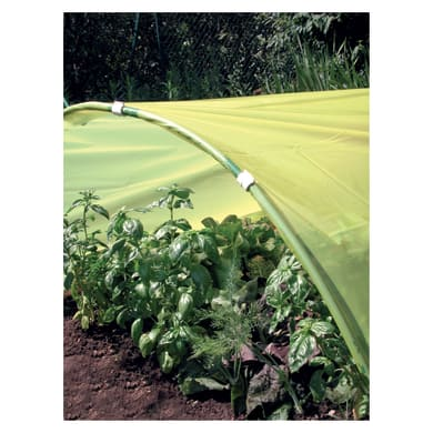 Telo di protezione impermeabile giallo spessore 70 micron 10 x 3 m