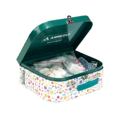 Set sicurezza bambino in valigetta da 32 pezzi in plastica 32 pezzi