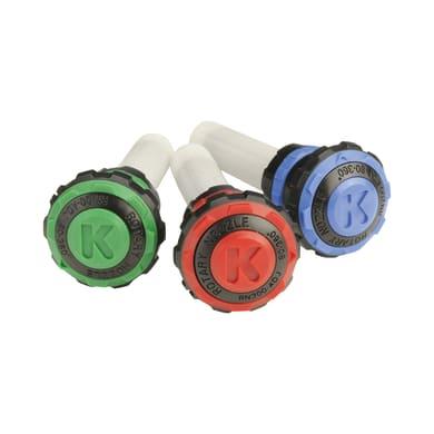 Irrigatore statico Rotary nozzle L 4.5 m x Ø 15 x 21 mm