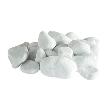 Ghiaia decorativa bianca