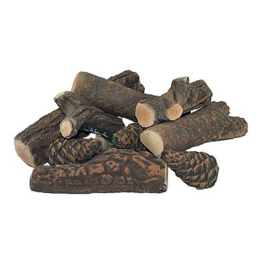 Graniglia Pezzi di legno in ceramica