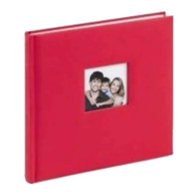 Portafoto Rosso per foto da 24x24 cm
