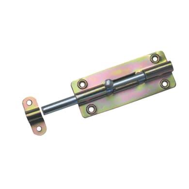 Chiavistello sovrapposto STANDERS in acciaio L 36 x H 90 mm