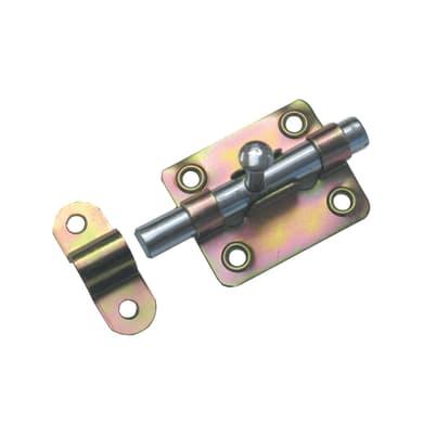 Chiavistello sovrapposto STANDERS in acciaio L 36 x H 42 mm