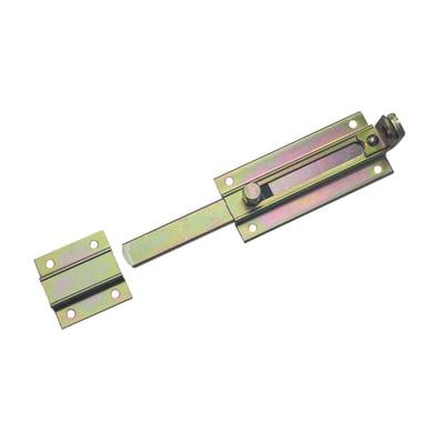 Chiavistello sovrapposto STANDERS in acciaio L 39 x H 90 mm