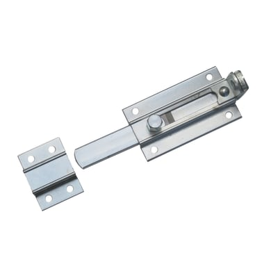 Chiavistello sovrapposto STANDERS in acciaio L 39 x H 70 mm