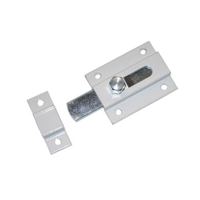 Chiavistello sovrapposto STANDERS in acciaio L 39 x H 50 mm
