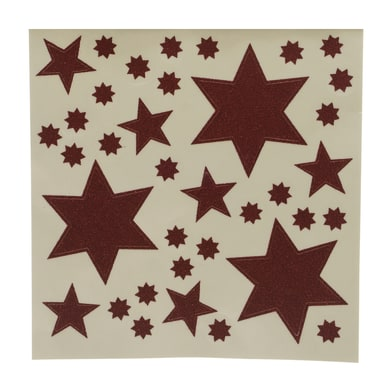 Sticker stelle 31x32 cm