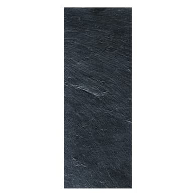 Lavagna senza cornice Slate pattern multicolor 28x80 cm