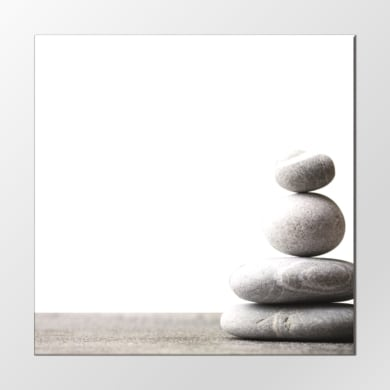Lavagna Zen grigio 28x28 cm
