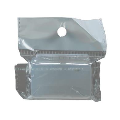 Separatore per portaminuteria STANLEY Confezione 10 divisori piccoli in plastica trasparente