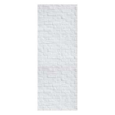 Lavagna White bricks multicolor 28x80 cm