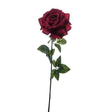 Fiore artificiale Rosa H 60 cm