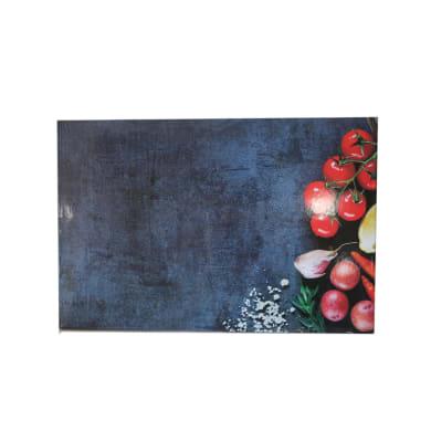 Lavagna Vegetables multicolor 60x40 cm