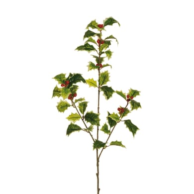Ramo di natale verde Ø 20 cm