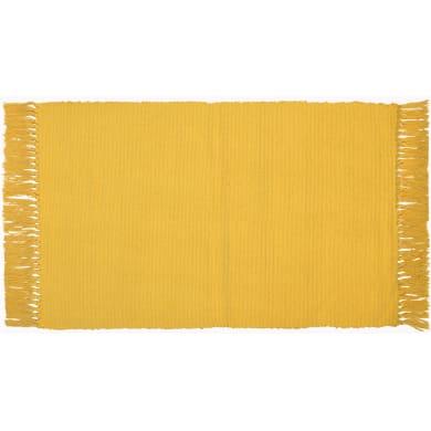 Tappeto Basic giallo 80x50 cm