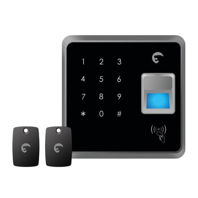 Serratura elettronica smart lock ETIGER eTiger Tastierino con Finger ID con RFID