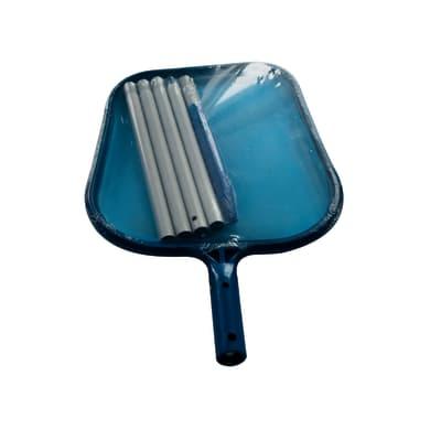Retino pulizia della superficie con manico pieghevole