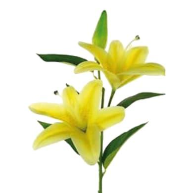 Fiore artificiale Giglio H 82 cm