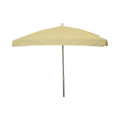 Ombrellone NATERIAL Ita 004 L 2 x P 1.5 m color ecru