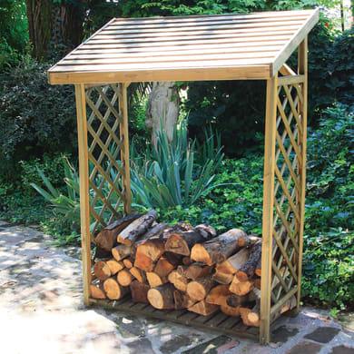 Legnaia in legno x H 175