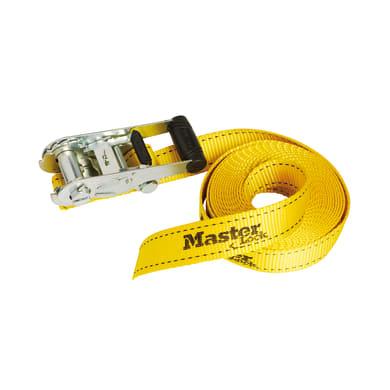 Cinghia di fissaggio MASTER LOCK L 6 m x H 35 mm 1250 kg