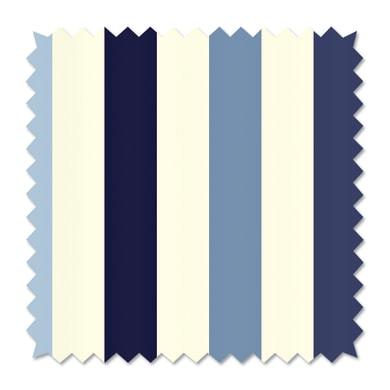 Tessuto al taglio Righe grandi azzurro 280 cm
