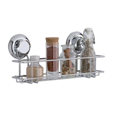 Contenitore per spezie ventosa argento P 9.4 cm x L 285 x H 137 mm